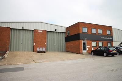 Thumbnail Light industrial to let in Building 7 Charnwood Edge, Syston Road, Leicester, Leicestershire