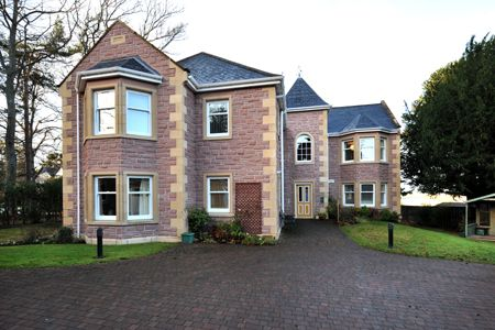 Thumbnail Flat for sale in The Park, Victoria Road, Forres