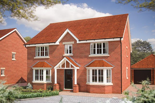 """Thumbnail Detached house for sale in """"The Winchester"""" at Holden Close, Biddenham, Bedford"""