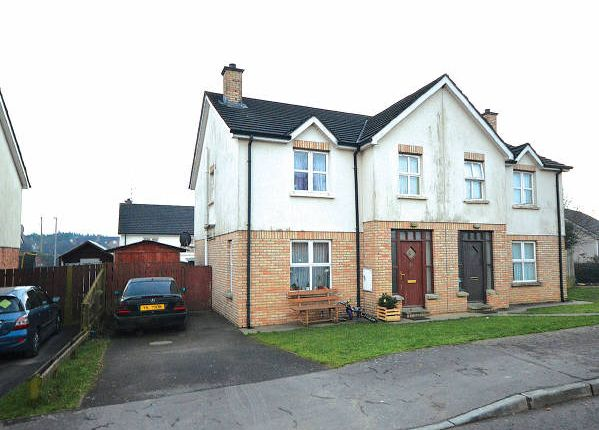 Thumbnail Semi-detached house for sale in 62 Lambfield Drive, County Tyrone, Northern Ireland