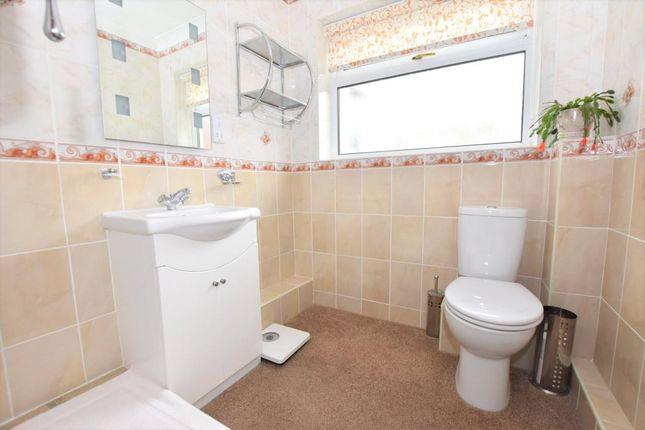 Shower Room of Miners Way, Liskeard, Cornwall PL14