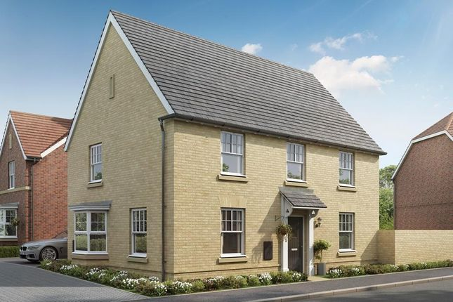 """Thumbnail 4 bedroom detached house for sale in """"Harbet"""" at Lower Road, Hullbridge, Hockley"""