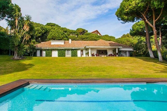 7 bed property for sale in Av. Rocaferrera, Sant Andreu De Llavaneres, Catalonia, 08392, Spain