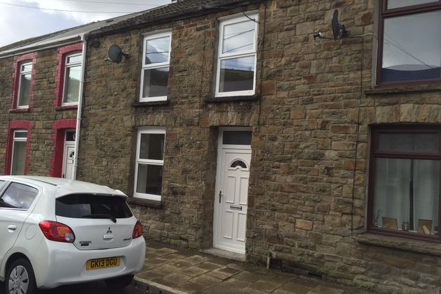 Terraced house for sale in High Street, Pontycymer