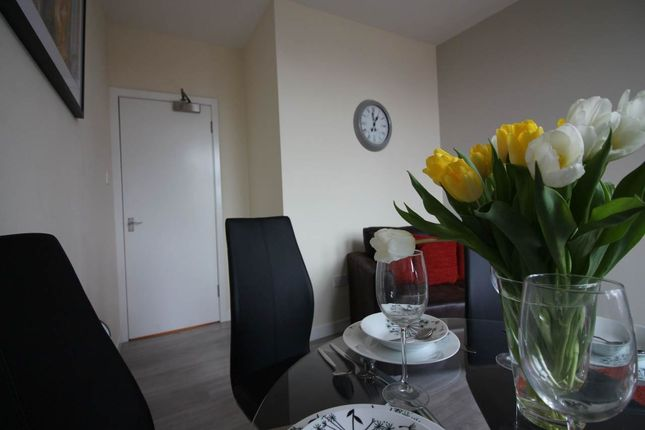 Thumbnail Flat to rent in Dumbarton, West Dunbartonshire, Scotland