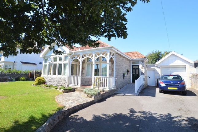 Thumbnail Detached bungalow for sale in Broadoak Road, South Ward, Weston-Super-Mare
