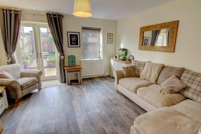 Thumbnail Terraced house for sale in Sea View, Longframlington, Morpeth