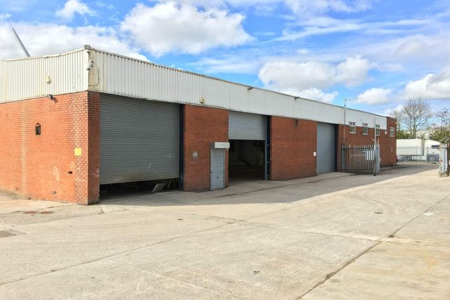 Thumbnail Industrial for sale in Rear Unit And Yard, 6 Pikelaw Place, West Pimbo