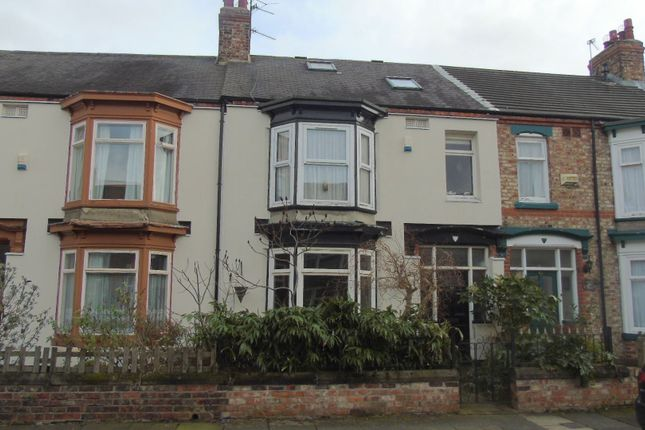 Thumbnail Terraced house for sale in Eton Road, Stockton-On-Tees
