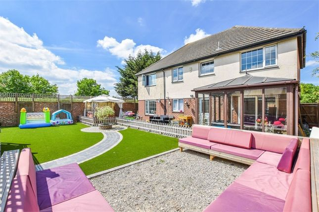 Thumbnail Detached house for sale in Meadow Grass Close, Stanway, Colchester, Essex
