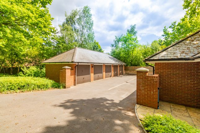 Garage of Tall Pines, Gally Hill Road, Fleet GU52