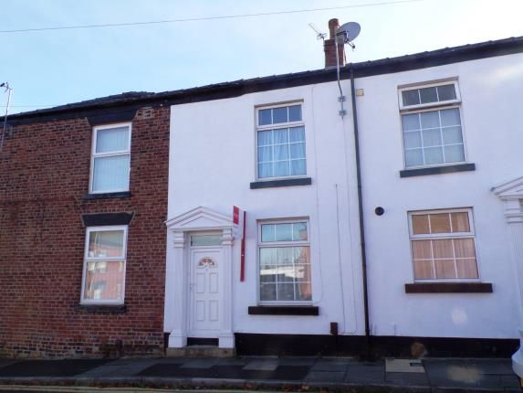 Thumbnail Terraced house for sale in Willow Grove, Marple, Stockport, Greater Manchester