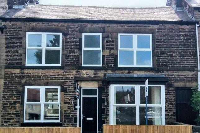 Thumbnail Terraced house for sale in Northfield Road, Sheffield