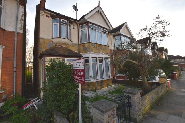 Thumbnail Terraced house for sale in Cowley Road, Cranbrook, Ilford