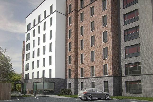 Studio for sale in Asquith House & Austin Hall, Servia Road, Leeds, West Yorkshire