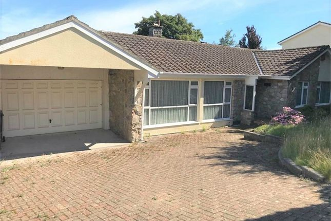 Thumbnail Detached bungalow for sale in Grange Close, Uphill, Weston-Super-Mare