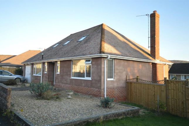 Thumbnail Detached bungalow for sale in Manstone Close, Sidmouth, Devon