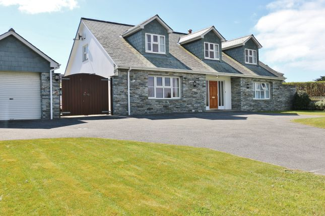 Thumbnail Detached house for sale in Constantine Bay, Constantine Bay