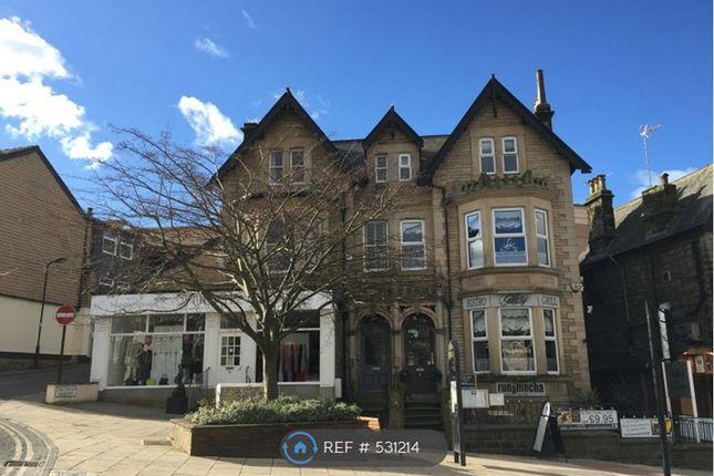 Thumbnail Flat to rent in Cheltenham Crescent, Harrogate