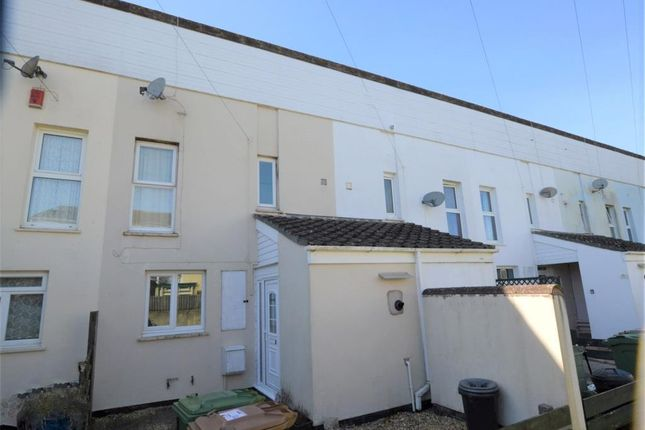 2 bed terraced house for sale in Cunningham Road, Tamerton Foliot, Plymouth, Devon