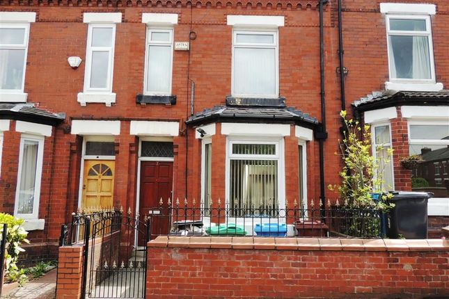 Thumbnail Terraced house to rent in St. Philips Road, Sunny Brow Park, Gorton