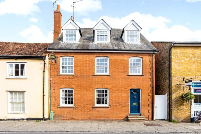 Thumbnail Property for sale in High Street, Buntingford, Hertfordshire