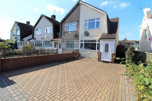 Thumbnail Semi-detached house to rent in Malvern Road, Hayes