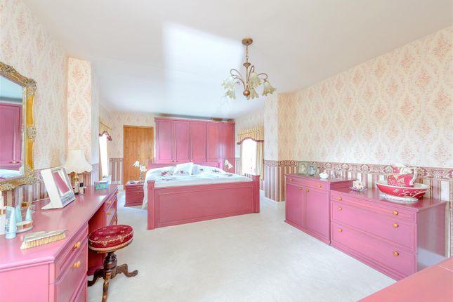 Master Bedroom of Marston St. Lawrence, Banbury, Northamptonshire OX17