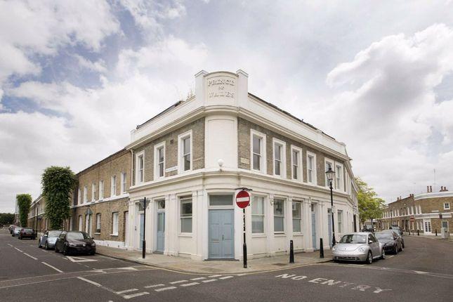 Thumbnail Flat for sale in Wellington Row, London
