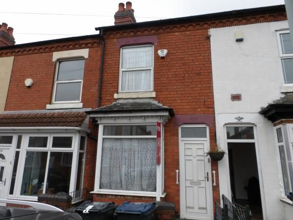 2 bed terraced house for sale in Towyn Road, Birmingham, West Midlands