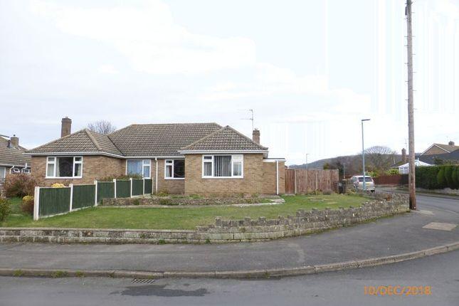 Thumbnail Semi-detached bungalow to rent in Ellenborough Road, Bishops Cleeve, Cheltenham