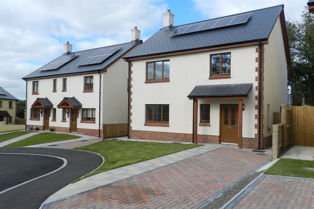 Thumbnail Detached house for sale in Plot 18, Phase 2, The Pembroke, Ashford Park, Crundale