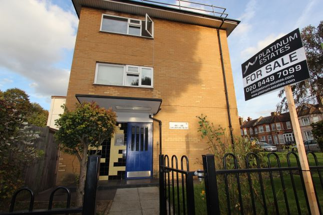 Thumbnail Flat for sale in Chelmsford Road, Leytonstone