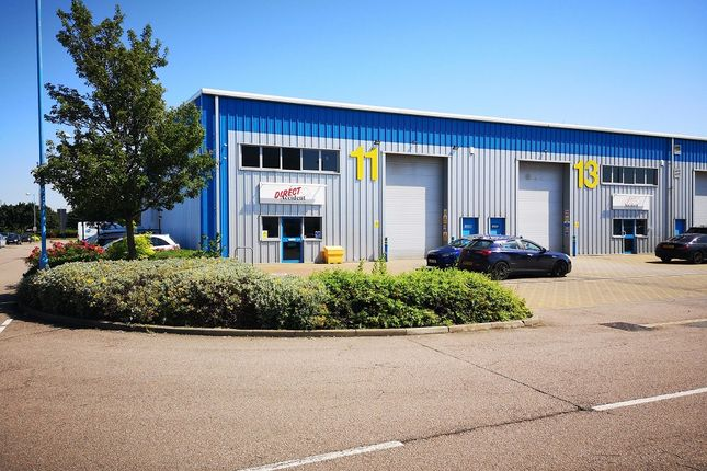 Thumbnail Industrial for sale in Hearle Way, Hatfield