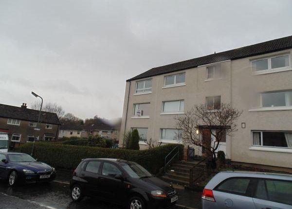 Thumbnail Flat to rent in Moss Road, Bridge Of Weir