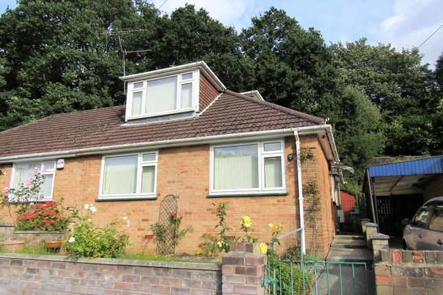 Thumbnail Semi-detached bungalow for sale in Dale Valley Close, Shirley, Southampton