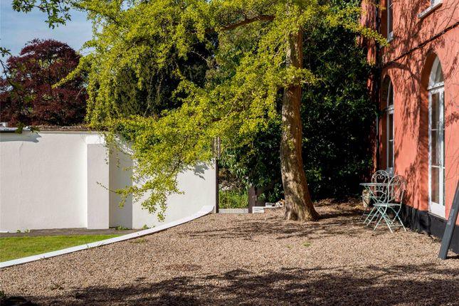 Zen Garden of St Ann's Court, St Ann's Hill, Surrey KT16