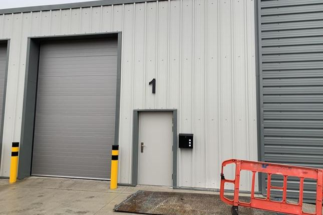 Thumbnail Light industrial to let in Unit 1, Kenrich Business Park, Elizabeth Way, Harlow
