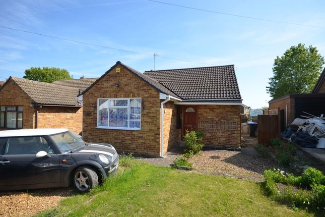 Thumbnail Bungalow to rent in Willow Crescent, Great Houghton, Northampton