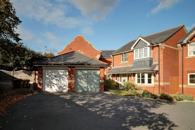 Thumbnail Detached house for sale in Etonhurst Close, Exeter