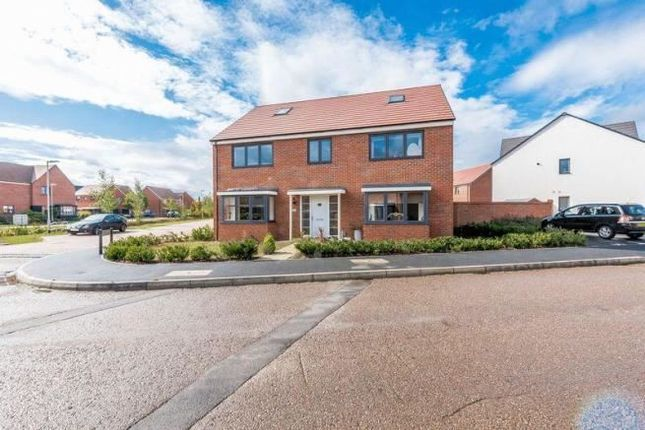 Thumbnail Detached house for sale in Folkes Road, Wootton, Bedford