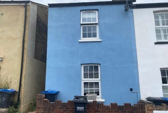 Thumbnail End terrace house to rent in Love Lane, London