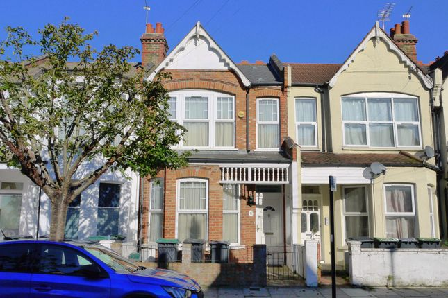 Thumbnail Terraced house to rent in Arcadian Gardens, London