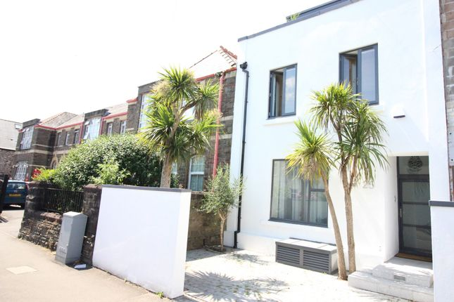 Thumbnail Terraced house to rent in Severn Road, Canton, Cardiff