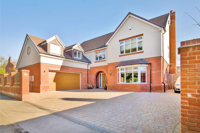 Thumbnail Detached house for sale in Linthurst Newtown, Blackwell, Bromsgrove