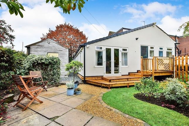 Thumbnail Bungalow for sale in Buxton Lane, Marple, Stockport