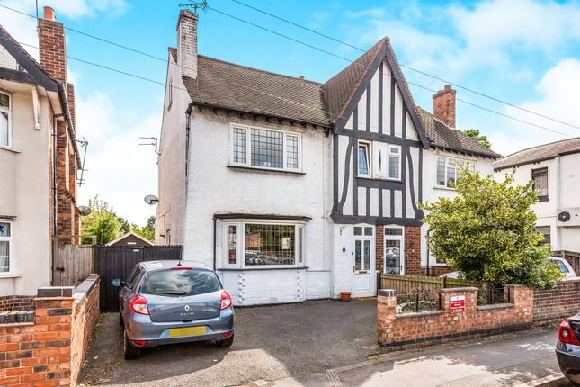Semi-detached house for sale in Beeches Road, Loughborough