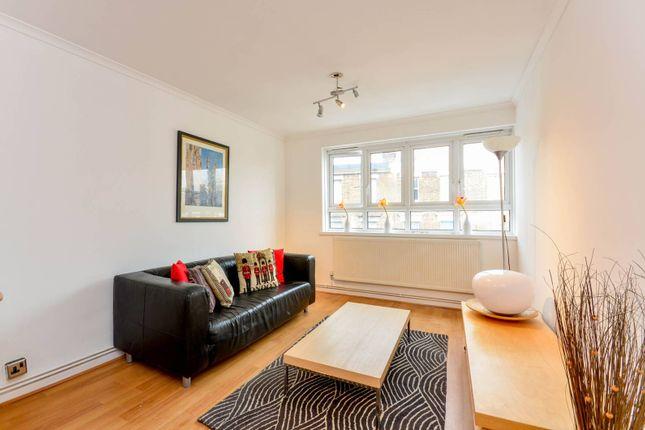 1 bed flat for sale in Cheesemans Terrace, West Kensington, London W14