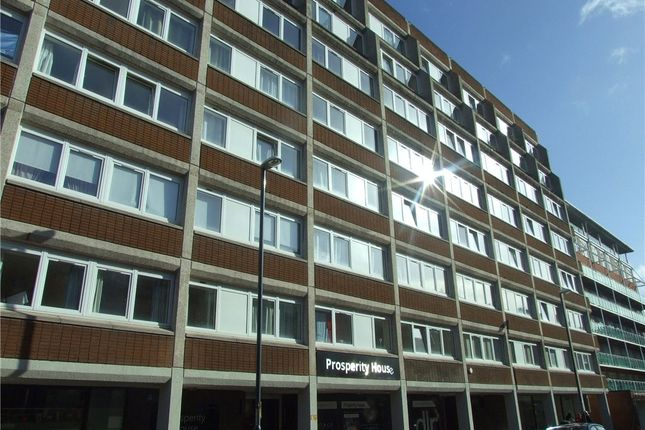 Thumbnail 2 bed flat for sale in 113 Prosperity House, Gower Street, Derby
