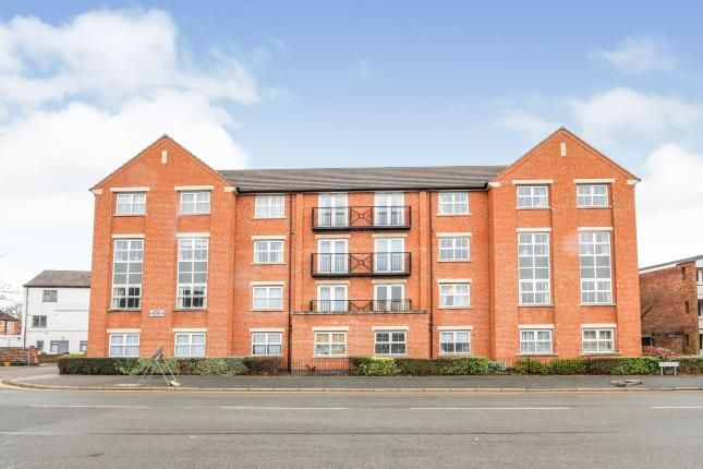 Thumbnail Flat for sale in Crown Apartments, Queen Street, Loughborough, Leicestershire